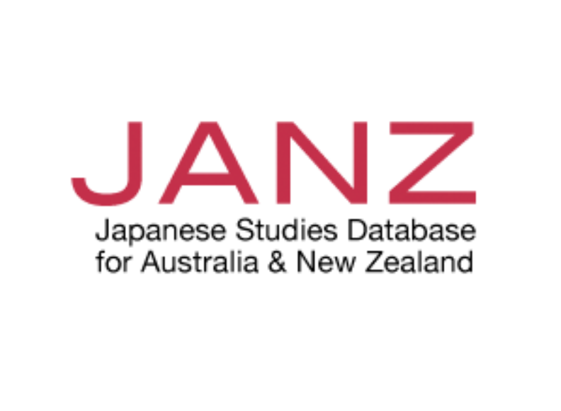 JANZ : Japanese Studies Database For Australia & New Zealand