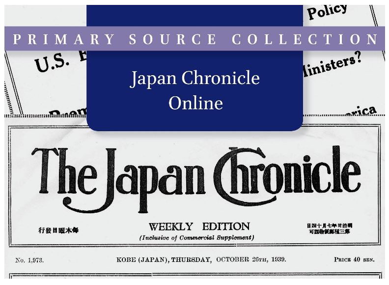 Japan Chronicle