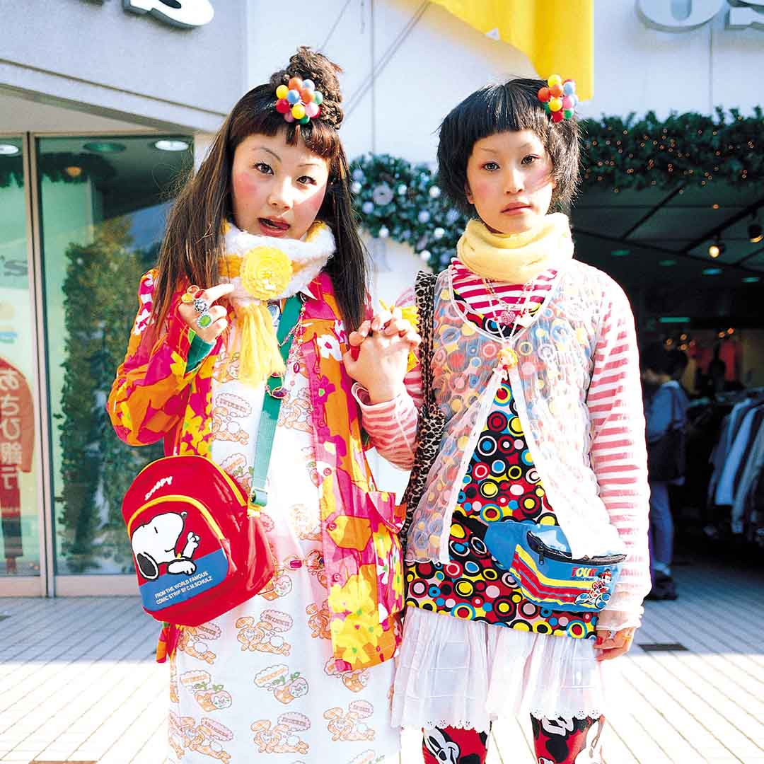 Tokyo FRUiTS – 20 Years Of Street Fashion