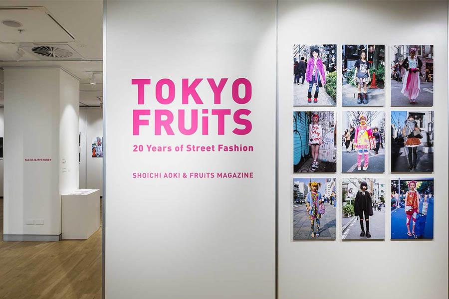 Photos courtesy of Shoichi Aoki, FRUiTS magazine. Print courtesy of Pixel Perfect, Chippendale.