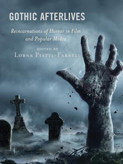 """Cover of """"Gothic Afterlives"""" book"""