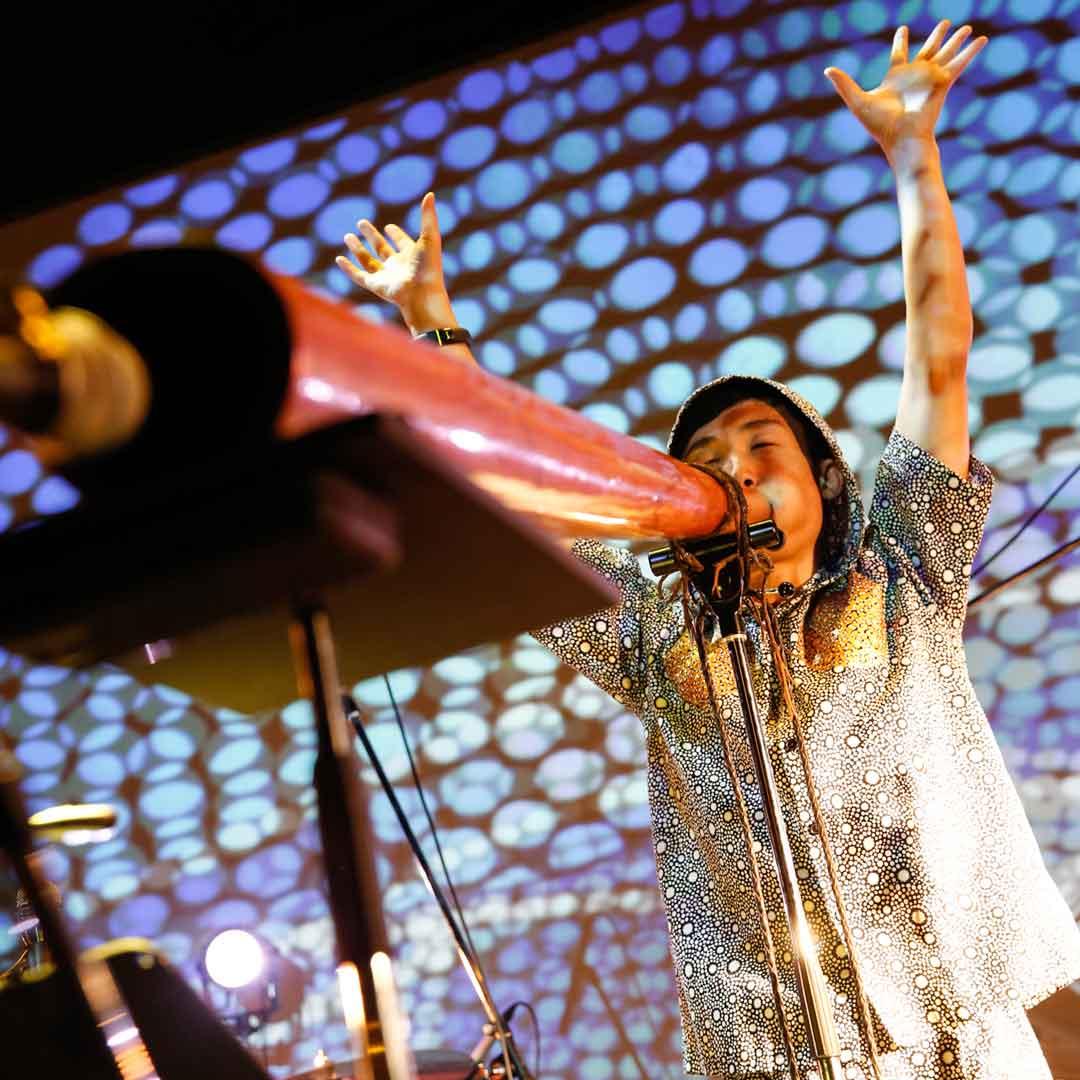 Echoes: Solo Didgeridoo Concert