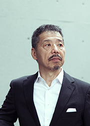 Yuji Akimoto, director of the 21st Century Museum of Contemporary Art, Kanazawa, and director/professor of The University Art Museum, Tokyo University of the Arts