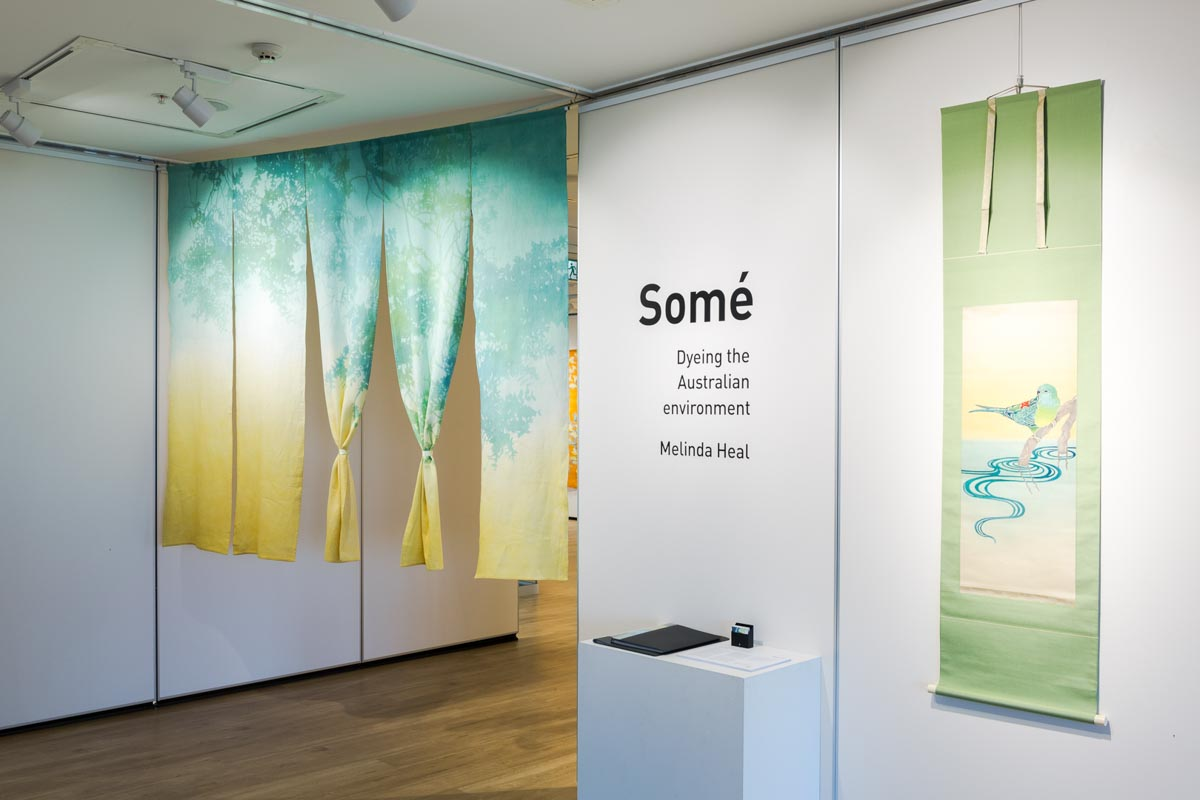 Somé: Dyeing The Australian Environment By Melinda Heal (Photography By Document)