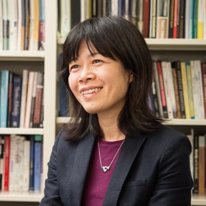 Portrait of Professor Gracia Liu-Farrer, Waseda University