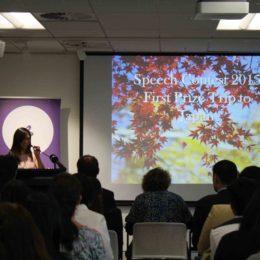Speech Contest Event Photos 12